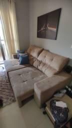 Sofá Retrátil (móveis casa verde)