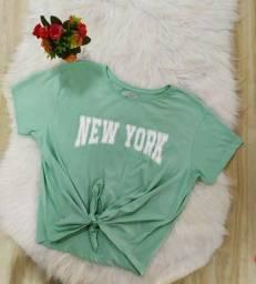 KIT com  10 blusas  feminina sortidas 2021