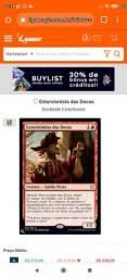 Carta Magic the Gathering Extorsionista das Docas