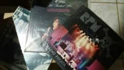 CDs , DVDs  e LPs discos de Vinil