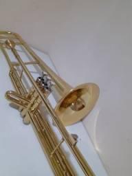 Trombone Janhke em Dó