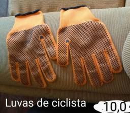 Luvas de ciclista