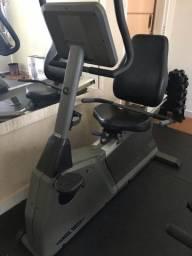 Bicicleta horizontal ergométrica vision fitness