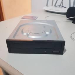 Gravador/leitor de DVD e CD Sony