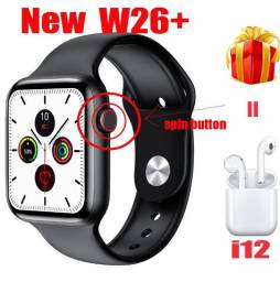 Smart whatch w26  IWO 12 IWO série 6 + airpods