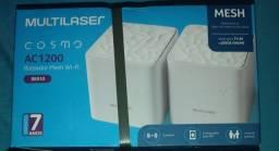 Roteador Mesh Cosmo Ac1200 Novo,Aceito propostas