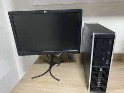 Computador + monitor de 19?