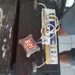 Bateria moura 105 Ampéres