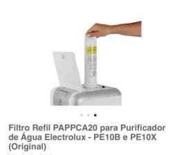 Vendo filtro PE10B e PE10X Eletrolux Novo