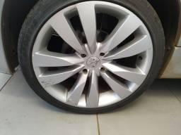 Troco roda aro 17 com pneus