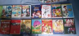 Vendem- se 25 filmes infantis DVD novos