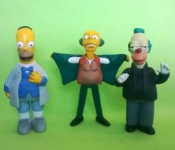 Lote Simpsons Srº Burns, Homer Opera , Krusty