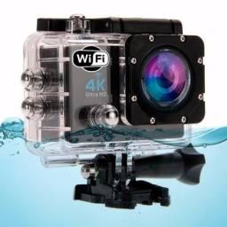 Camera Action Go Cam Pro Sport Ultra 4k Full Hd Prova D agua Wifi 2ad041ff8d