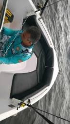 Lancha fishing 19 pés - 2015