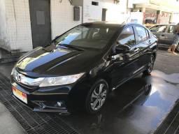 Honda city ex automático 2015 único dono - 2015