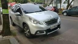 Peugeot 2008 abaixo da fipe - 2018