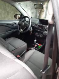 Etios Sedan 16/17 automático - 2017
