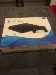 PS4 500GB Slim 3 Jogos