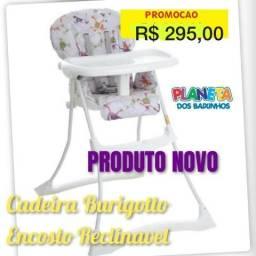 P R O D U T O N O V O - Cadeira de Alimentacao Burigotto
