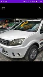 Eco Sport Freestyle 1.6 completa Flex + gnv R$ 1.000 de entrada 48 de 820,00 - 2012