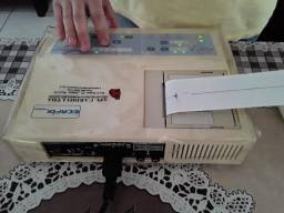Eletrocardiógrafo Ecafix 6