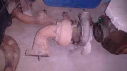 Coletor e turbina 366 99165.4954