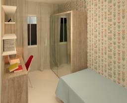 Linda casa com 2 dormitórios