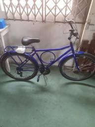Vendo ou troco bicicleta seminova