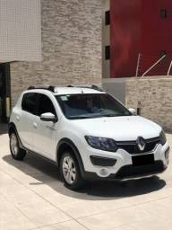 RENAULT SANDERO STEPWAY 1.6 FLEX 106CV 8V EASY-R H-POWER 15/15 18mil KM, ESTADO DE 0 KM! - 2015