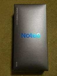 Caixa Samsung Linha Note 8