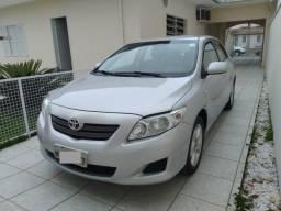 Corolla GLI 1.8 Aut. 2011 GNV - 2011