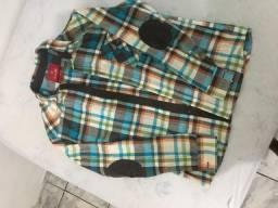 Camisa quadriculada