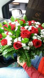 Rosas vermelhas para vc presentear