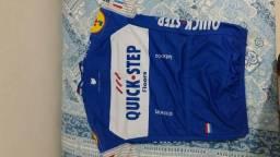 Camisa e Bermuda de Ciclismo Conjunto