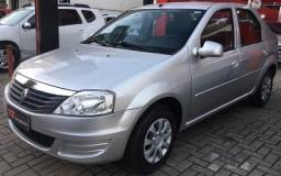 RENAULT LOGAN AUTHENTIQUE 1.0 16V 2012 - 2012