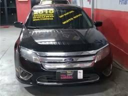 Ford Fusion 2.5 sel 16v gasolina 4p automático - 2010