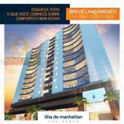 Apartamento à venda com 2 dormitórios em Praia de itaparica, Vila velha cod:4771