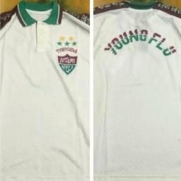 48137832cf Camisa Torcida Young Flu Fluminense anos 90