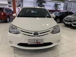 Toyota etios sedan x 1.5 2016 branco - 2016