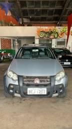 Fiat Strada Adventure 1.8 completa - 2009