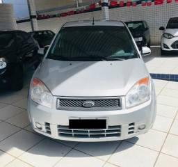 Ford Fiesta Sedan 1.0 Prata Completo Extra - 2010