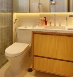 Balcões de banheiro compensado naval