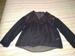 Blusa usada poucas vezes