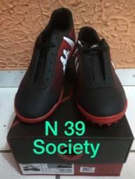 Chuteira society kappa N 39