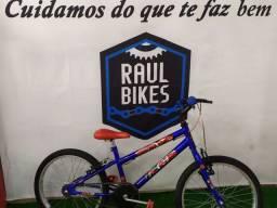 Bicicleta aro 20 Homem Aranha