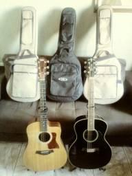 Bag Violão Viola Guitarra Baixo