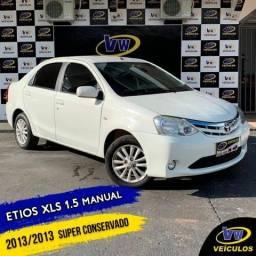 ETIOS 2013/2013 1.5 XLS SEDAN 16V FLEX 4P MANUAL