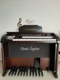 Orgão eletrônico Elegance AC 500