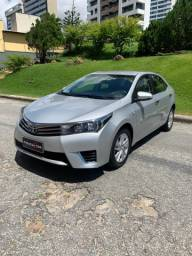 Toyota Corolla gli Aut completo prata 2015(Premium Car)