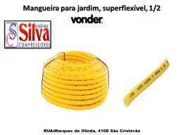 Mangueira superflexivel 1/2 vonder